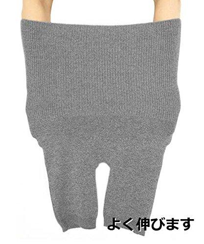 『(カサネラボ)kasane lab. 内絹外綿の腹巻パンツ 【日本製】 シルク&コットン はらまきパンツ』の3枚目の画像