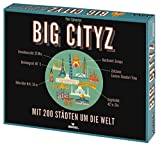 moses. - Big Cityz - Mit 200 Städten um Welt
