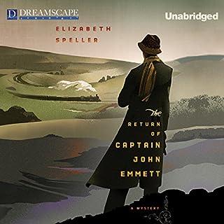 The Return of Captain John Emmett audiobook cover art