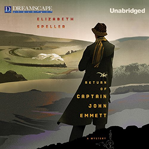 The Return of Captain John Emmett audiobook cover art