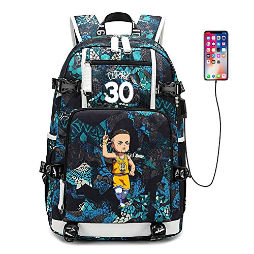 Basketball Star Rucksack High School Student Rucksack Sport