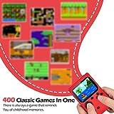 Zoom IMG-1 gamory console di gioco portatile