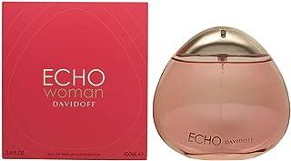 Davidoff Echo by Davidoff for Women - Eau de Parfum, 100 ml