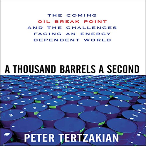 A Thousand Barrels a Second audiobook cover art