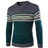 U/A hombres suéteres Casual suéter suave
