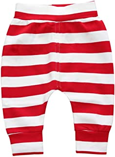 AMIYAN Winter High Waist Thickening Kids Down Trousers Boys and Girls Child Infant Baby Can Open Warm Outside Pants