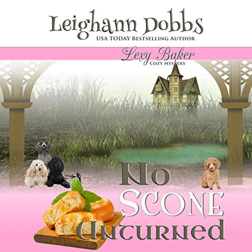 No Scone Unturned audiobook cover art