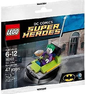 T & Y Shop the Joker Bumper Car # 30303 Mini-figures Lego Toys.