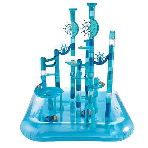 Aqua Maze Marble Run