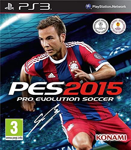 Konami PES 2015, PS3 PlayStation 3 videogioco