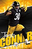 Pittsburgh Steelers - James Conner Poster Drucken (55,88 x