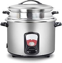 JSMY Cuiseur électrique-Articles ménagers Cuiseur à Riz et cuiseur Vapeur,cuiseur à Riz cuit Non cuit et cuiseur Vapeur,