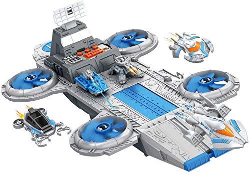 Brigamo Shield Helicarrier - Nave espacial con sonido
