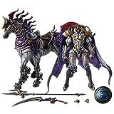 No logo JoJiJo PAK Final Fantasy Abbildung Odin Abbildung Anime-Abbildung Action-Figur