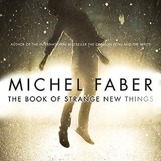 Page de couverture de The Book of Strange New Things