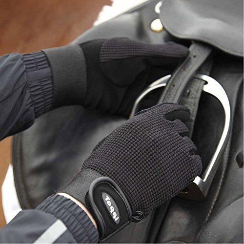 Toggi Unisexe Gants de Salisbury Quotidienne Pantalon X, Noir, XL