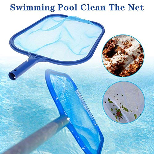 Leaf Skimmer Mesh Pool Spa Whirlpoolreiniger Ersatz Pool Leaf Skimmer Pool Leaf Skimmer Net Badewanne Cleaner Leaf Rake Net