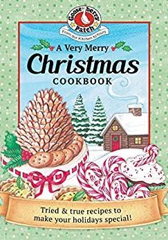 A Very Merry Christmas Cookbook (Seasonal Cookbook Collection) by [Gooseberry Patch]