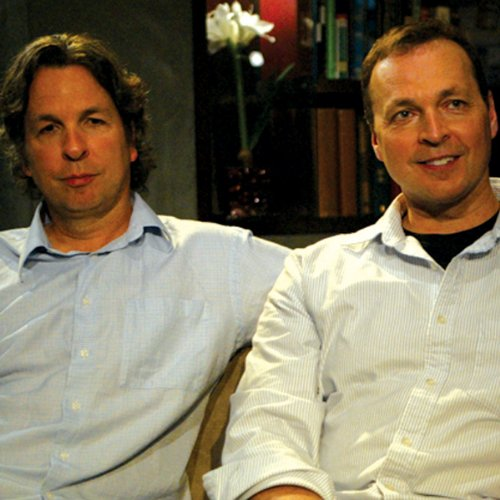 An Interview with Peter and Bobby Farrelly audiobook cover art