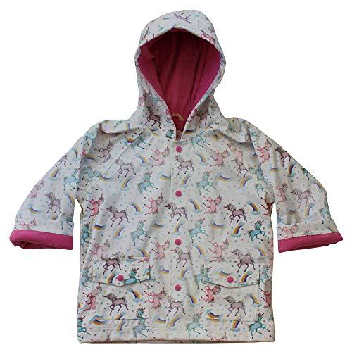 Powell Craft Regenjacke Einhorn (8-9 Jahre)