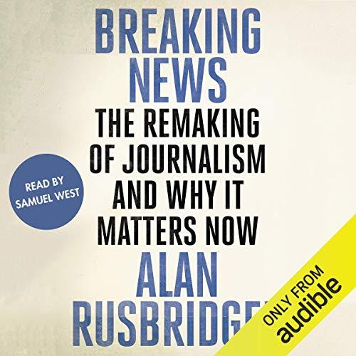 Couverture de Breaking News