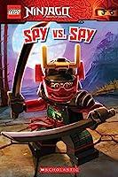 Spy Vs. Spy (Lego Ninjago)