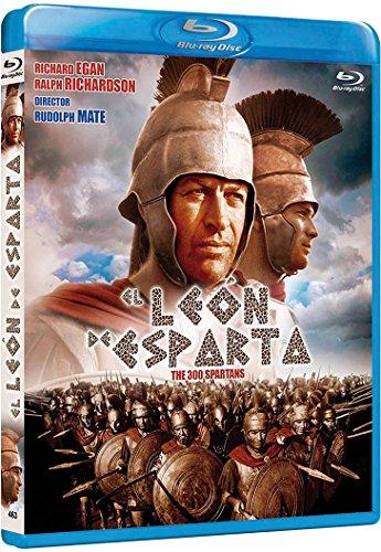 El león de esparta [Blu-ray]