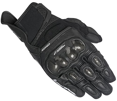 Alpinestars SP X Air Carbon - Guantes para mujer (talla XS), color negro
