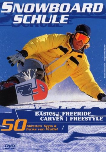 Snowboardschule: Basics, Freeride, Carven, Freestyle