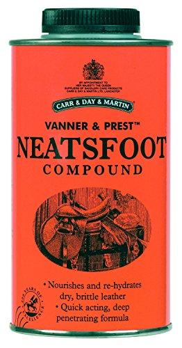 Carr & Day & Martin - Compuesto de Aceite de pie de Buey Vanner and Prest, 500 ml