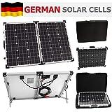 120 W 12 V fotónico Universo panel solar kit 120 watt 12 V plegable para autocaravana, caravana, coche, caravana, barco o cualquier otro 12 V sistema