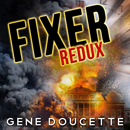 Fixer Redux audiobook cover art