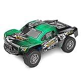 DBXMFZW 1/12 Scale Off-Road Control Remoto Auto 2.4G Drift inalámbrico RC Vehículo Recargable 4WD camioneta, Bigfoot Monster RC Truck, Anti-Collision y Anti-Fall, Regalos para niños y Adultos