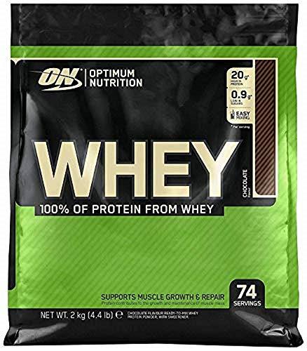 professionnel comparateur Protéine de lactosérum Optimal Nutrition, poudre de protéine de lactosérum avec isolat de lactosérum pour un gain de masse… choix