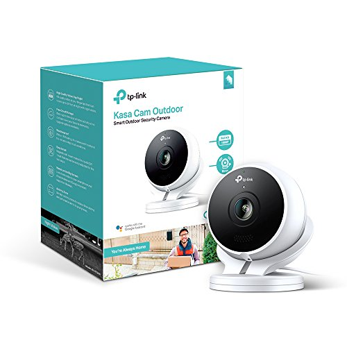 TP-Link Kasa Cam Outdoor KC200
