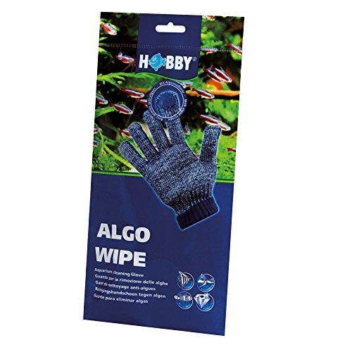 Hobby 61686 Algo Wipe, Reinigungshandschuh für Aquarien