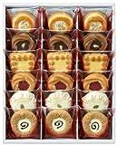 栄光堂製菓 ロシアケーキ 18個入