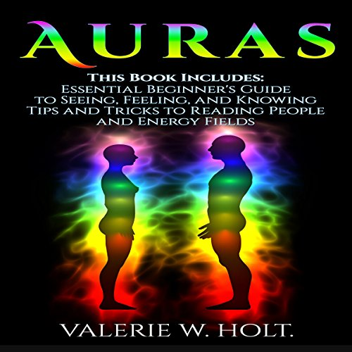 Auras audiobook cover art