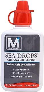 McNett/GearAid Two (2) Bottles of Scuba Snorkel MASK Sea Drops. Mask Cleaner De-Fogger, Scuba Mask, Dive Mask, Diving Mask, Divers Mask, Snorkel Mask, Scuba Equipment, Dive Equipment Cleaner