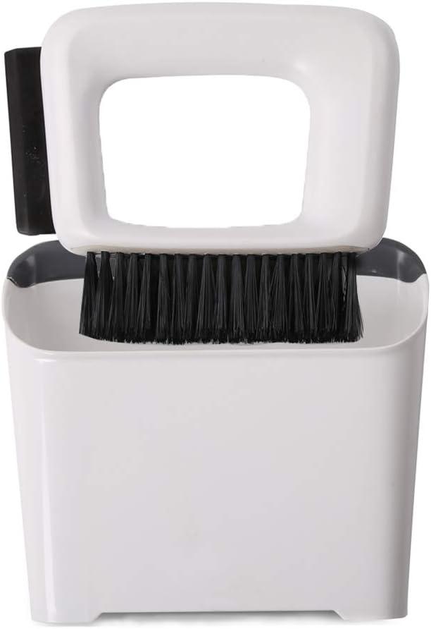 Dustpan Brush Squeegee New life Edge Mini Broom GOTOUROG Portable Daily bargain sale Ha