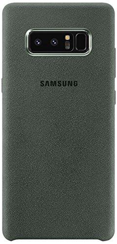 Samsung EF-XN950AKEGWW Schutzhülle für Galaxy Note 8, Alcantara Khaki