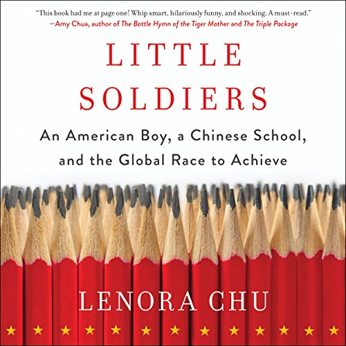 Little Soldiers audiobook cover art
