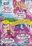 Barbie - Mariposa et ses amies les Fées Papillons + Mariposa et le Royaume des Fées