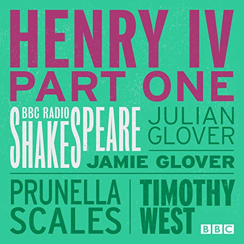 Henry IV, Part One cover art