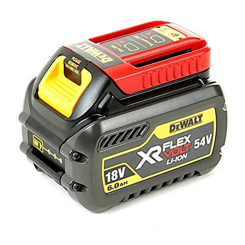 Dewalt DCB546 18V/54V Lithium-Ion XR Flexvolt 6.0Ah Convertible Battery