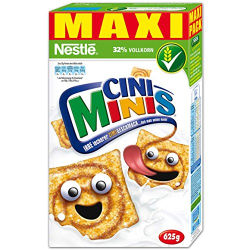 Nestlé Cerealien - Cini Minis - 625g