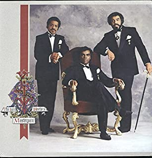 The Isley Brothers: Masterpiece LP SEALED Canada WB
