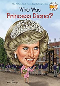Who Was Princess Diana? (Who Was?) by [Ellen Labrecque, Who HQ, Jerry Hoare]