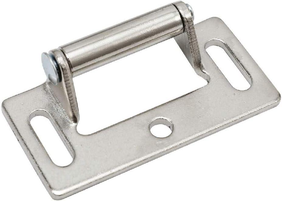 IRONWALLS Door Push Bar Emergency Panic Exit Device Door Hardware Stainless Steel Commercial for Wood Metal Door
