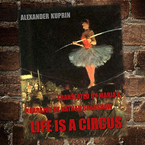 Life Is a Circus cover art